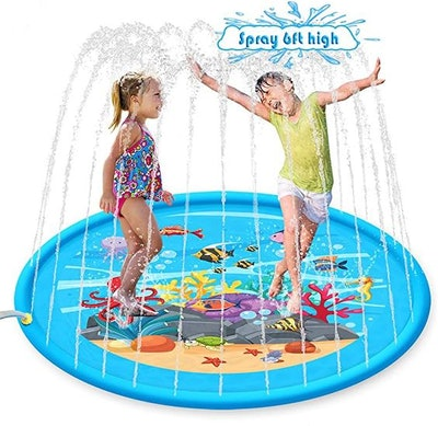 AUROKIA Splash Pad