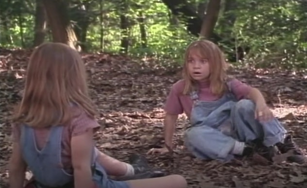 Mary-Kate and Ashley Olsen star in 'It Takes Two.'