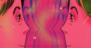 future love illustration