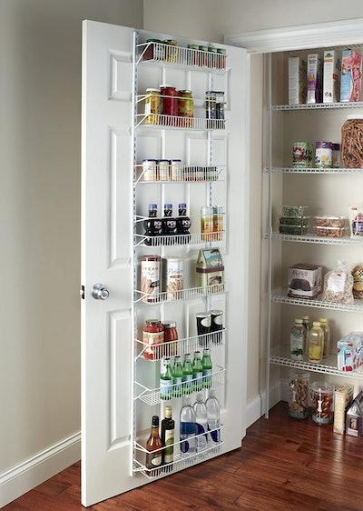 ClosetMaid Adjustable Wall and Door Rack