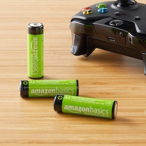 Amazon Basics Rechargeable Batteries (8-Pack)