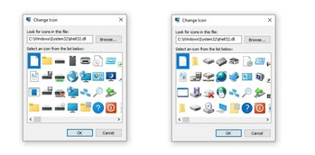 Microsoft is updating the Windows 10 system icons for the modern era.