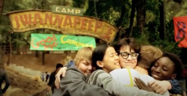 'Fred 3: Camp Fred' is based off of the YouTube character, Fred.