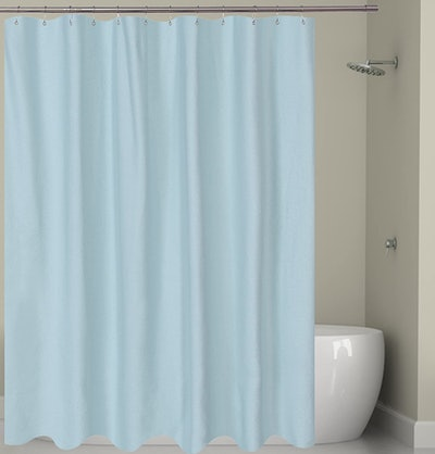 Barossa Design Soft Fabric Shower Curtain