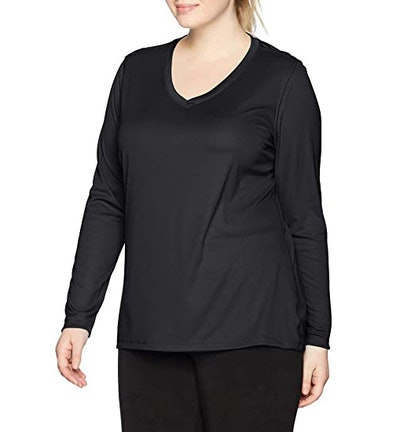 Just My Size Active Cooldri Long Sleeve Tee