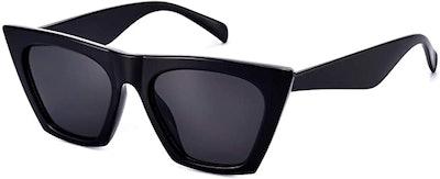 Mosanana Square Cat Eye Sunglasses