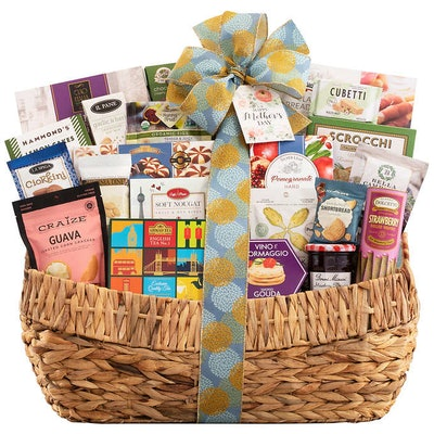 Happy Mother's Day Gourmet Gift Basket