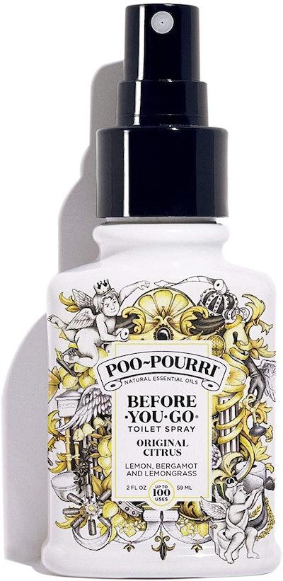 Poo-Pourri Before-You-go Toilet Spray (2 Fl Oz)