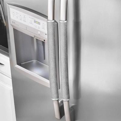 OUGAR8 Refrigerator Door Handle Covers (2-Pack)