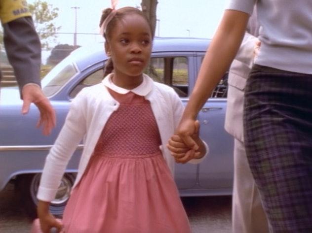 'Ruby Bridges' was released by Disney in 1998.