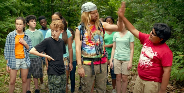 'Camp Cool Kids' is about two opposite brothers at camp.