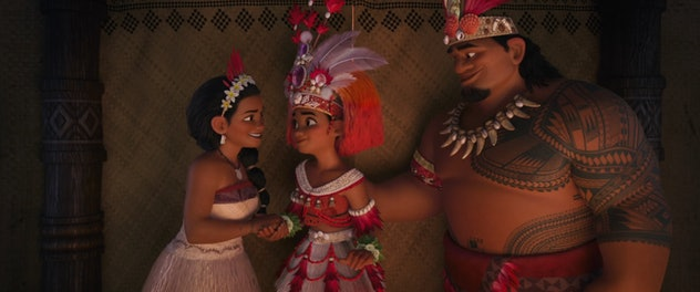 Architectural details from 'Moana' have been praised by historians who study Polynesia.