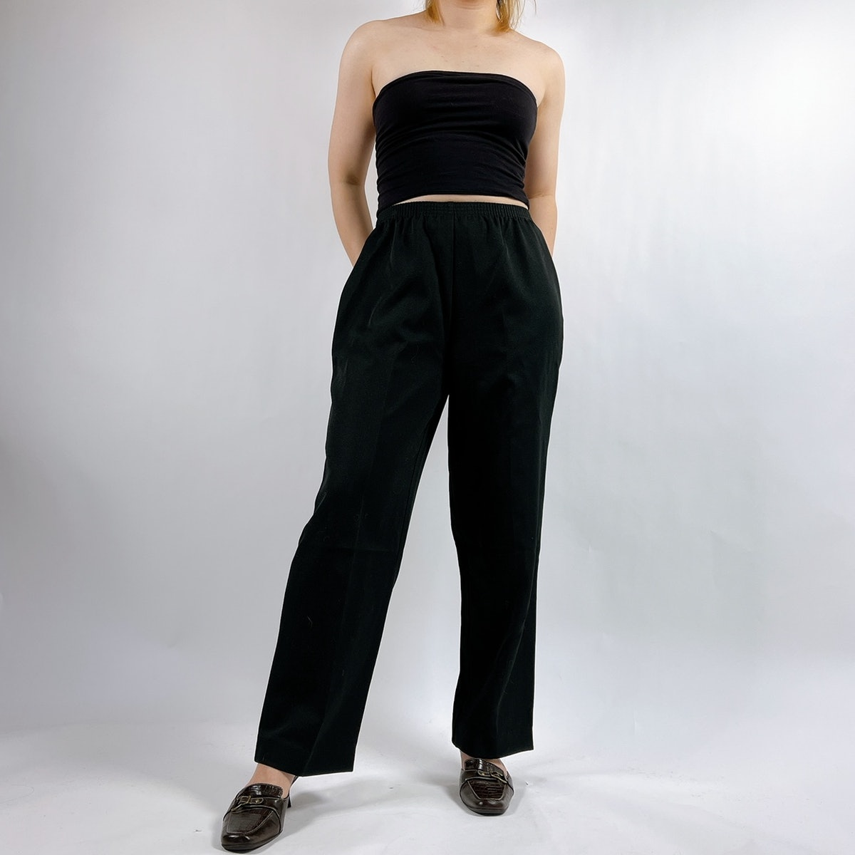 Madeinsaigon Vintage Koret Black Casual Pants