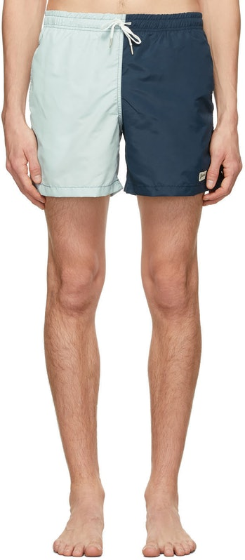 Bather Nylon Swim Shorts