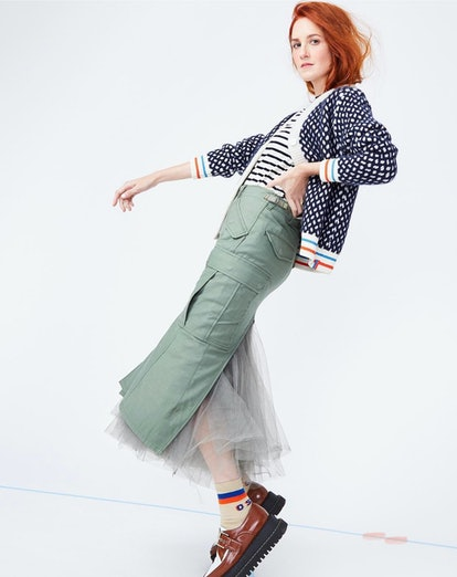 Taylor Tomasi Hill classic style