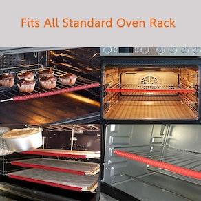 LeeYean Oven Rack Shields (4-Pack)