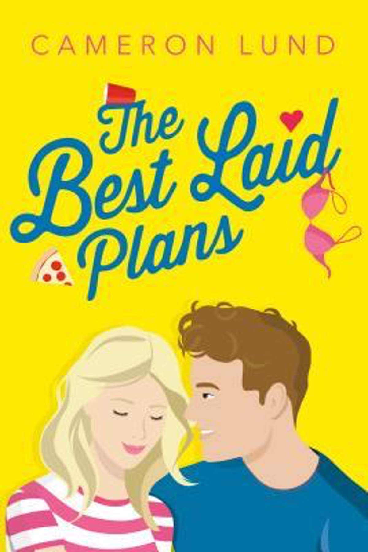 'The Best Laid Plans' by Cameron Lund