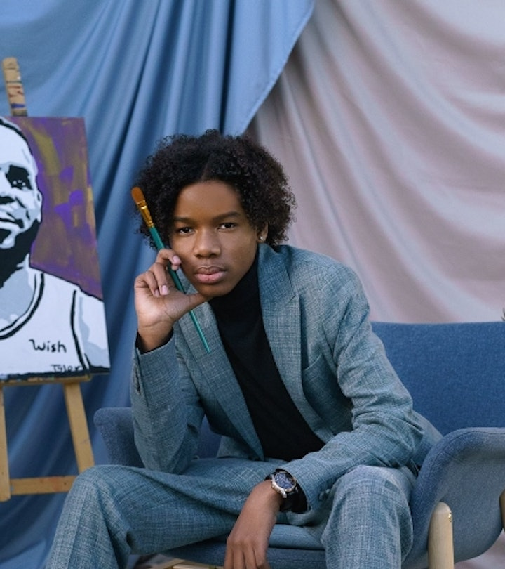 Tyler Gordon's  'WE CAN: Portraits of Power' officially goes on sale on Sept. 28, 2021.