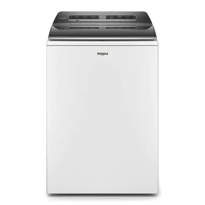 Whirlpool Smart Top Load Washer With 2-in-1 Removable Agitator