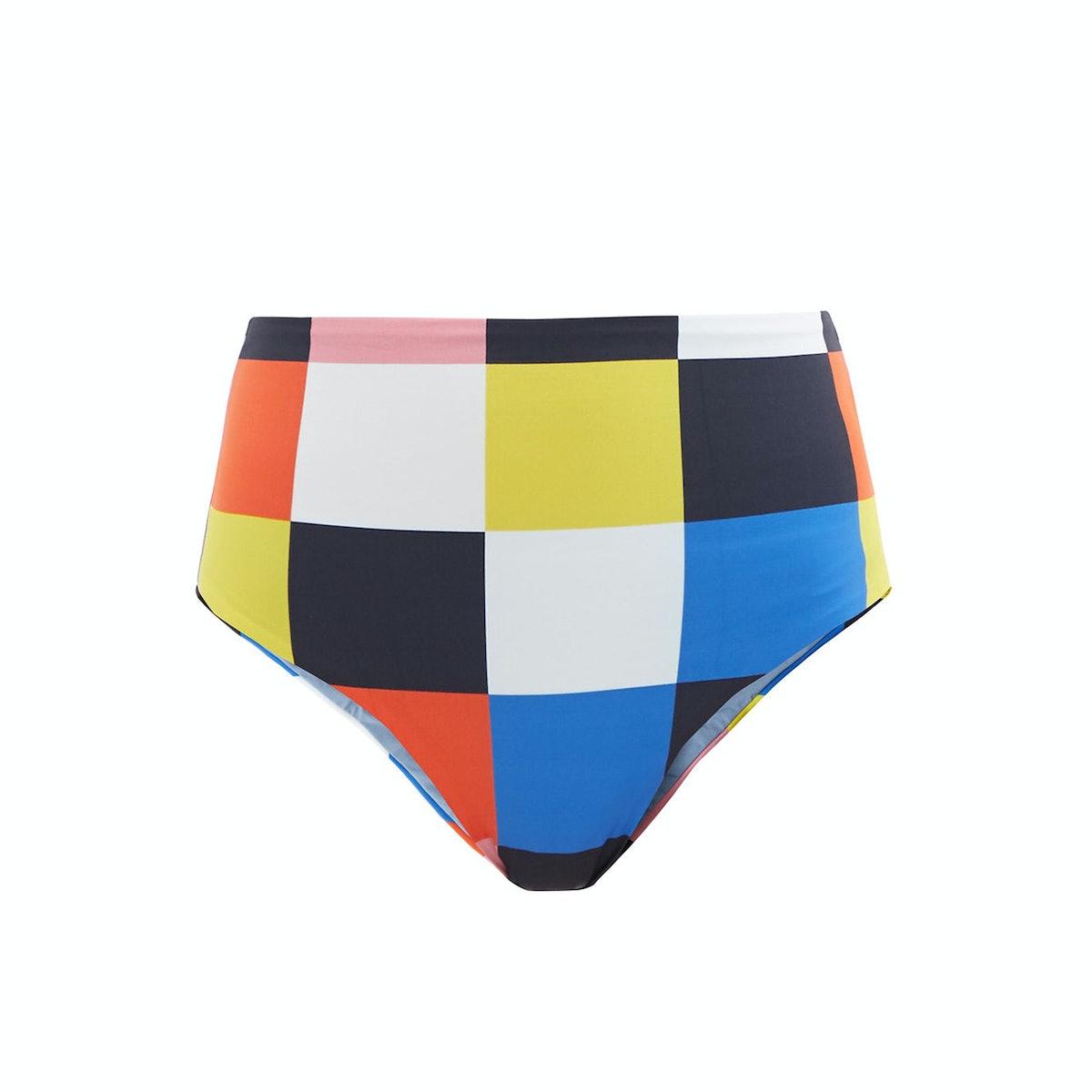 Carla de la Cruz bikini briefs