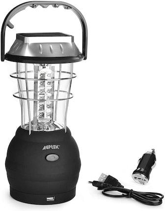 AGPTEK Solar Lantern