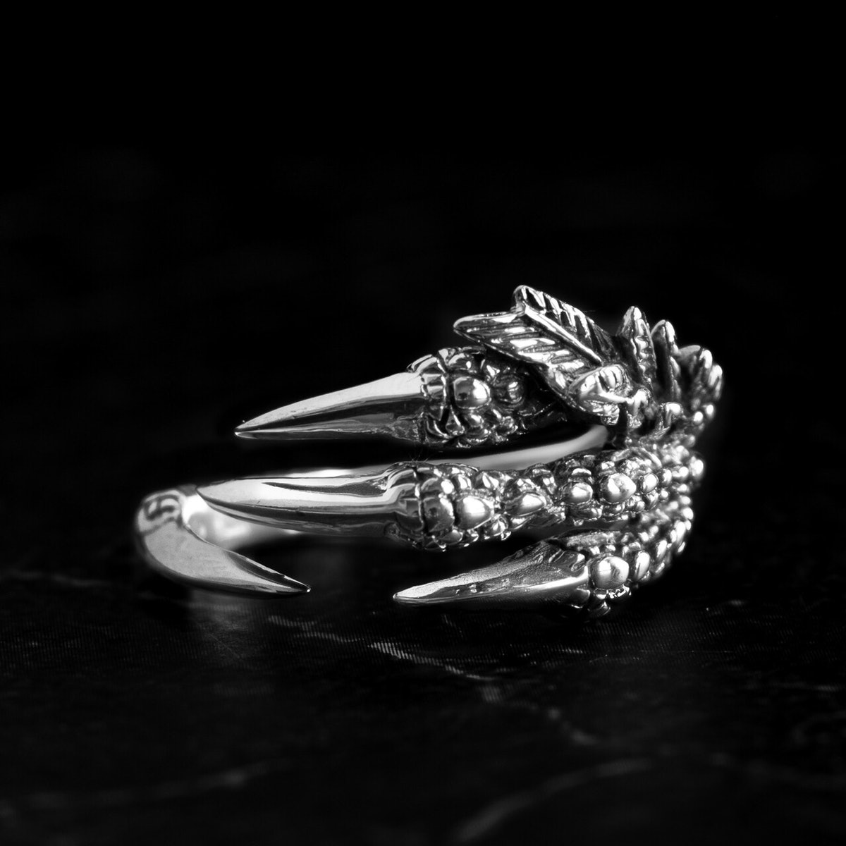 Watch_Academy Eagle Claw Statement Ring
