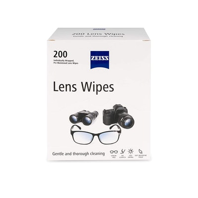 Zeiss Eyeglass Cleaning Wipes