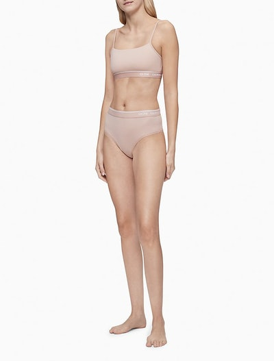 CK ONE Micro Unlined Wirefree Bralette