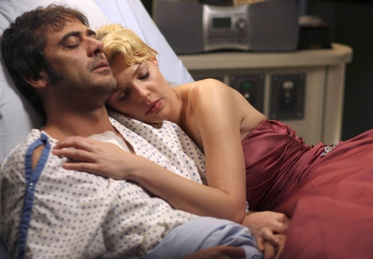 Izzie Stevens and Denny Duquette, one of The Best 'Grey's Anatomy' Couples
