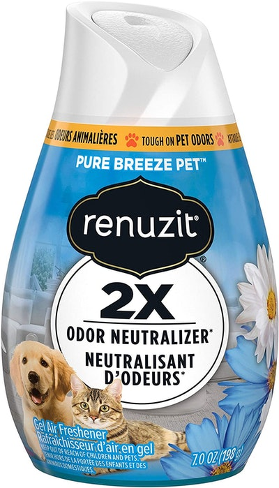 Renuzit Gel Air Freshener, 7 Oz,