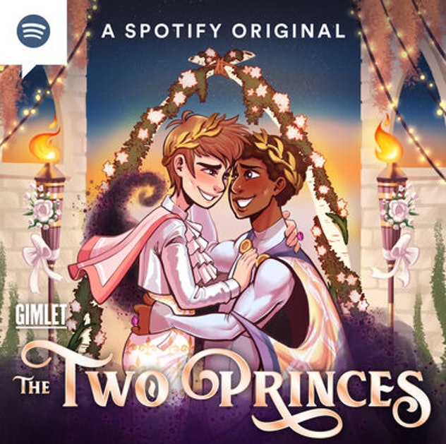 'The Two Princes' is a great podcast for tweens.