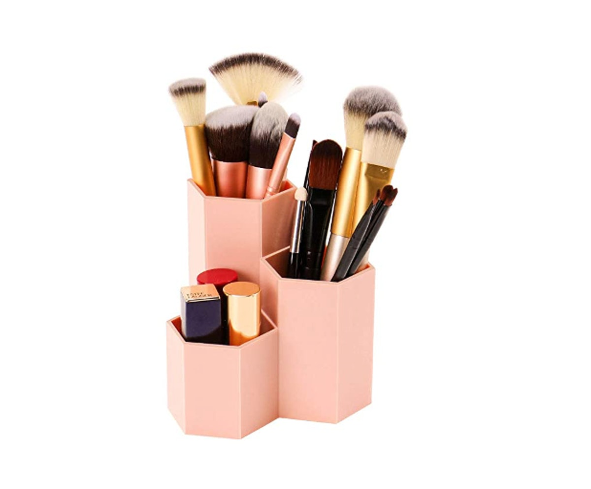 Weiai Makeup Brush Holder Organizer