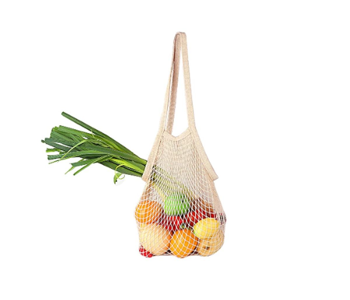 Bailuoni Net String Shopping Bag