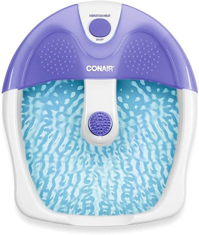 Conair Foot Pedicure Spa with Soothing Vibration Massage
