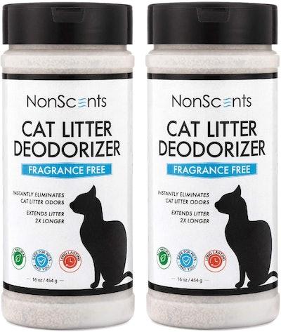 NonScents Cat Litter Deodorizer (2-Pack)
