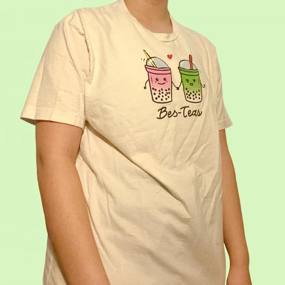 Beckettsam Boba T-Shirt