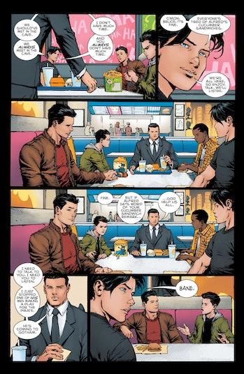 Batman Bat-Family DC Comics