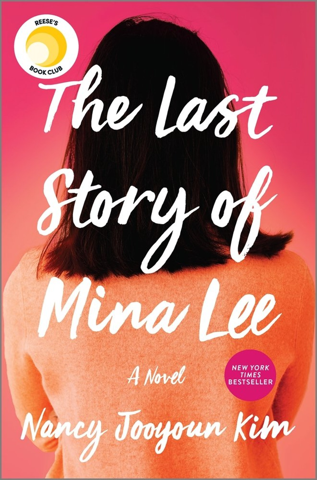 'The Last Story of Mina Lee: A Novel' by Nancy Jooyoun Kim