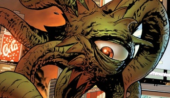 Shuma-Gorath in the Marvel Comics
