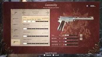 resident evil village stake gun