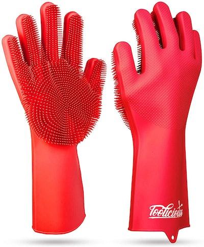 Toolicious Magic SakSak Dishwashing Gloves
