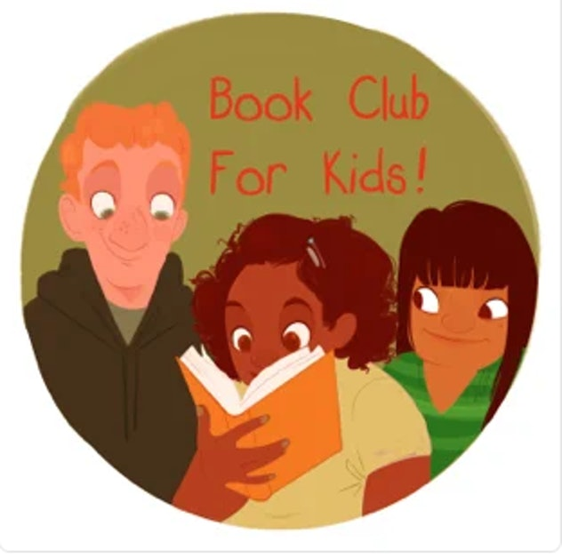 'Book Club For Kids'  is an easy podcast to get behind.
