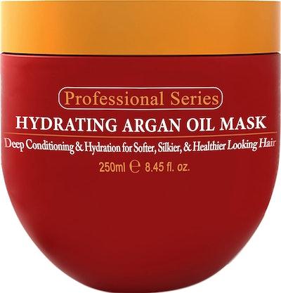Arvazallia Hydrating Argan Oil Hair Mask (8.45 Oz)