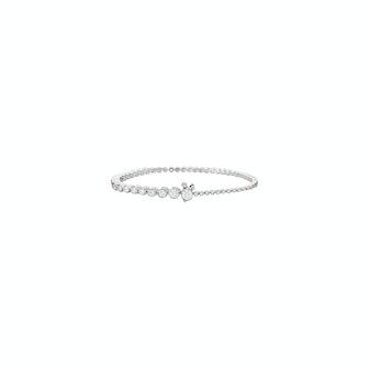 Bracelet de Tennis Blanc