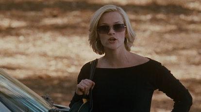 Reese Witherspoon stars as Melanie in 'Sweet Home Alabama.' Screenshot via Peacock