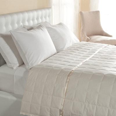 DOWNLITE Hypoallergenic Down Blanket