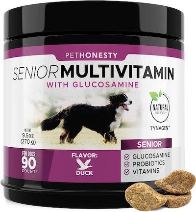 PetHonesty Senior Multivitamin (90 Count)