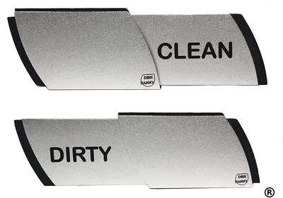 SMACD Dishwasher Magnet Clean Dirty Sign