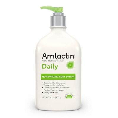 AmLactin Daily Moisturizing Body Lotion Bottle