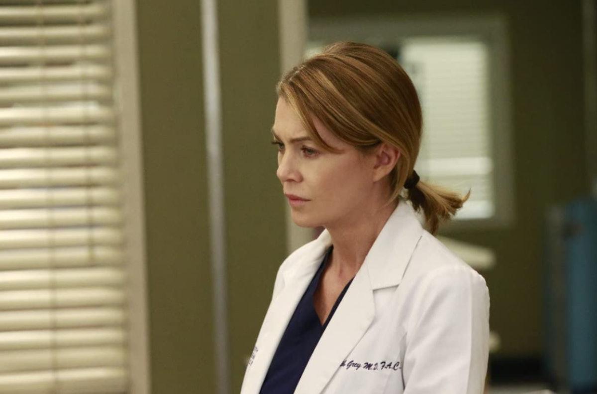 Ellen Pompeo's response to Jesse Williams leaving 'Grey's Anatomy' is heartbreaking
